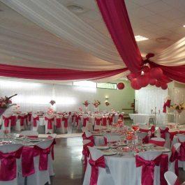 Décoration de salles, Fleuristes, Objets festifs