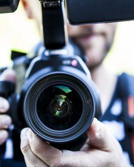 Photographes et vidéos