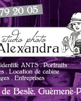 Studio photo d'Alexandra