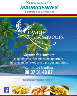 Voyage des Saveurs
