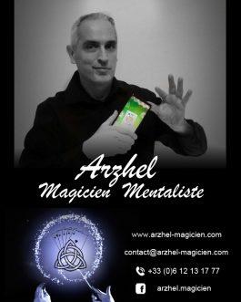 Arzhel, Magicien Mentaliste